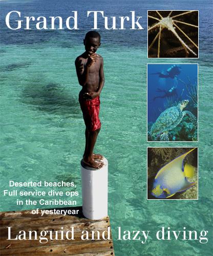 Grand Turk Island VP5/G0UNU
