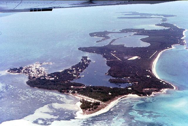 Остров Грин Тертл Кей Багамские острова C6AGT