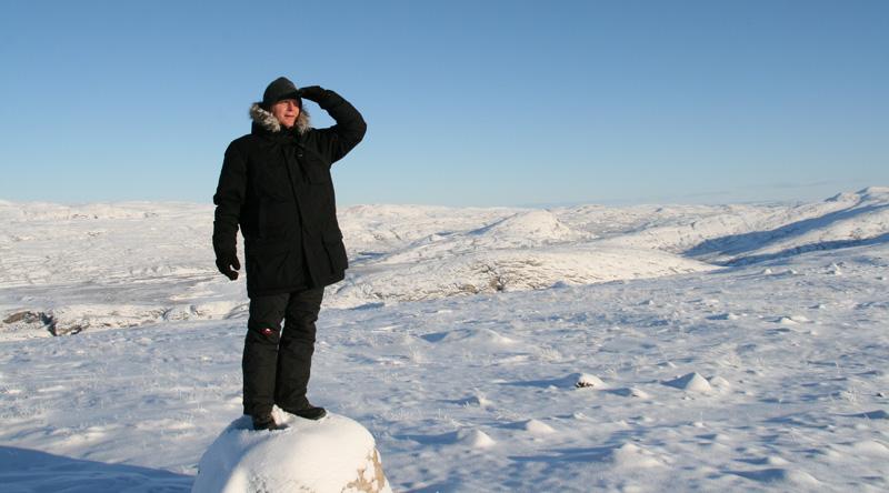 Гренландия XP2I 2013