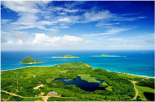 Остров Гренада J38K