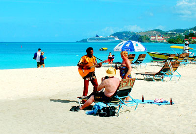Grenada Island J38RF