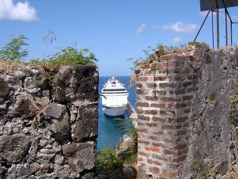Остров Гренада J38RF 2012