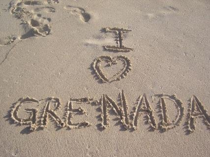 Остров Гренада J38RF DX Новости 2012