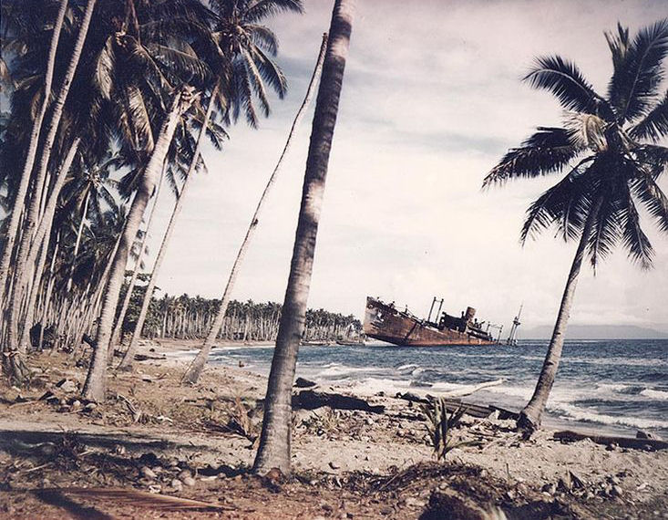 Guadalcanal Island H44DA Solomon Islands