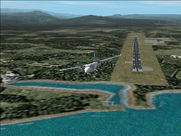 Guadalcanal Island Honiara DX News H44DA Solomon Islands Airport