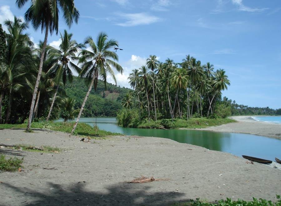 Guadalcanal Island Solomon Islands H44KW