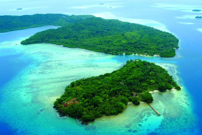 Guadalcanal Island Solomon Islands H44KW DX News
