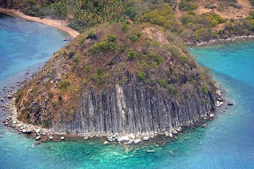 Остров Гваделупа FG/DL1CW
