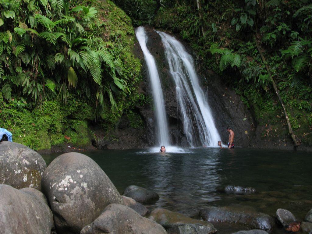 Guadeloupe Island FG/F6ITD 2014