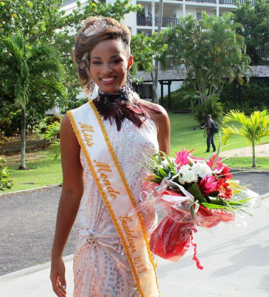 Guadeloupe Miss Guadeloupe TO6A