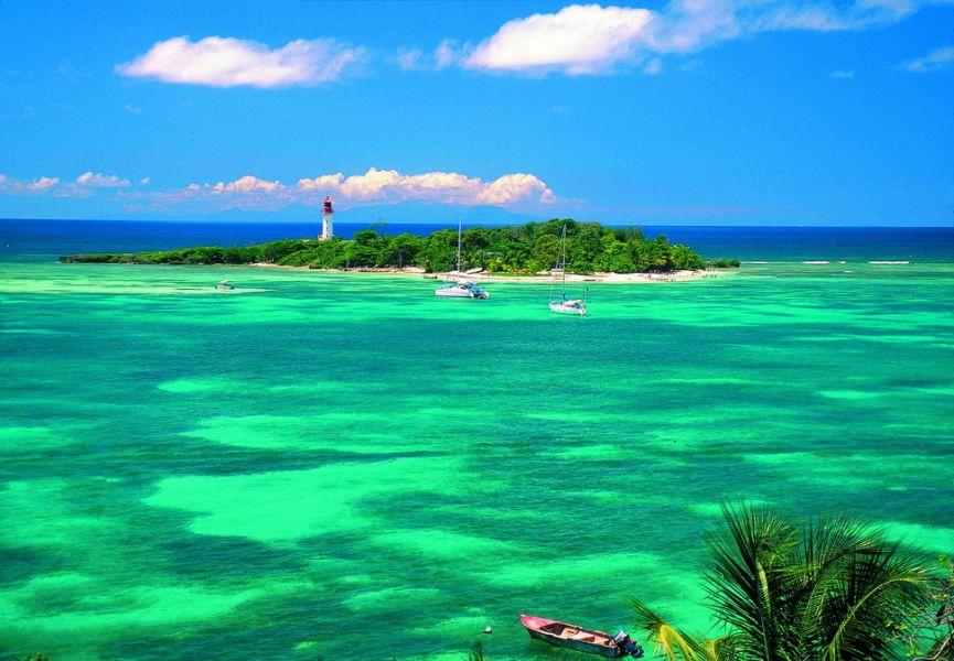 Guadeloupe Island TO5MJ
