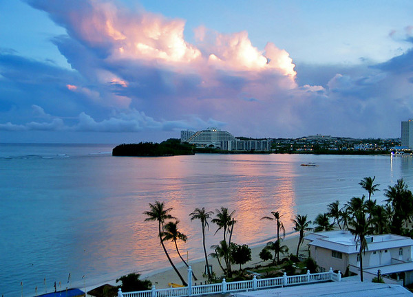 Guam Island AC2AI/KH2 DX News