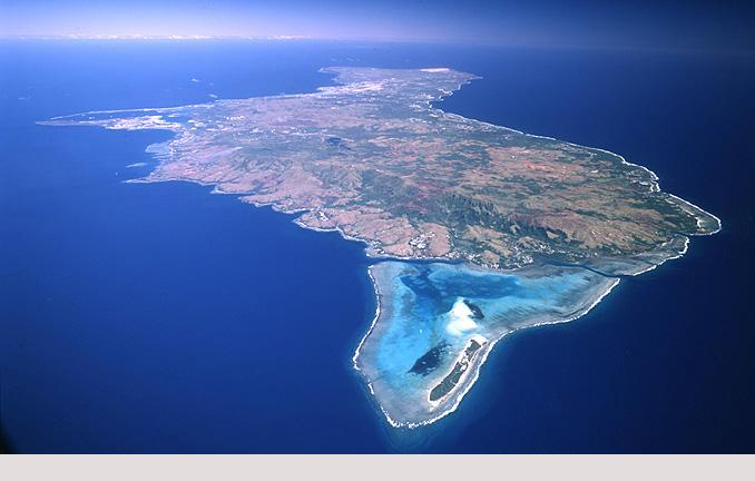 Guam Island KH2KY DX News