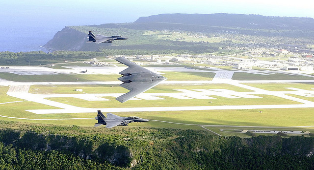 Guam Island W2AZ/KH2