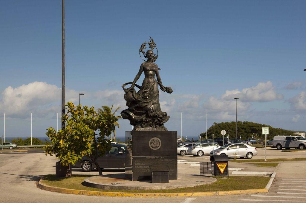 Guam Island KH2/CX3AN