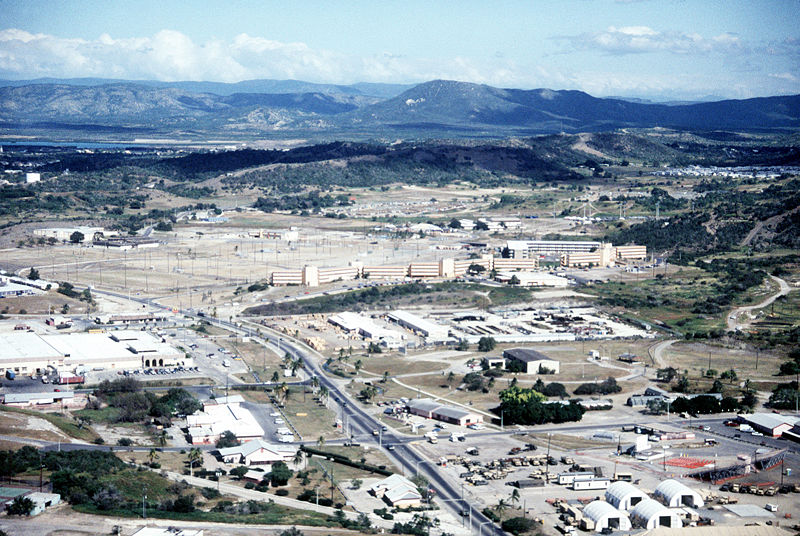 Гуантанамо KG4AJ Военная База США