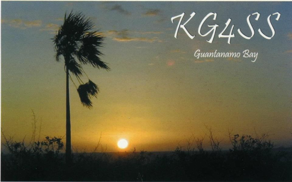 Guantanamo Bay KG4AS KG4SS DX News