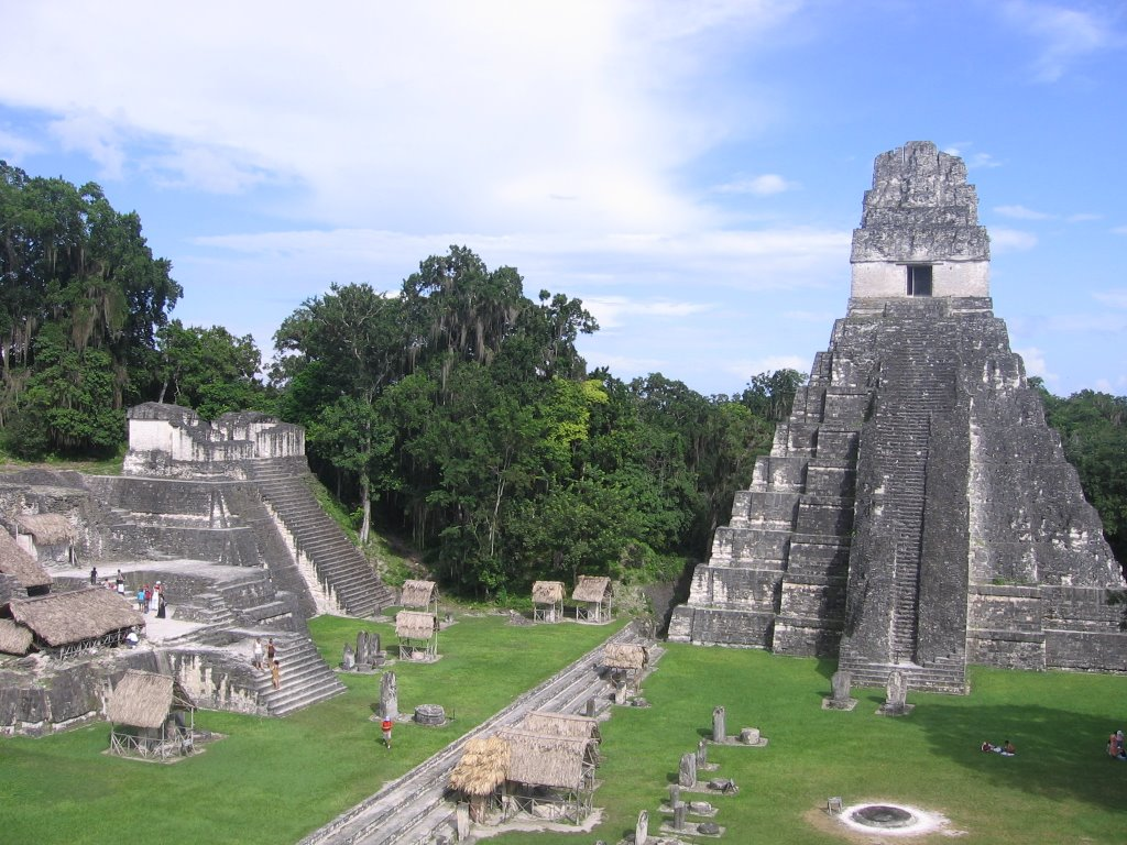 Guatemala TG9/DL5RMH