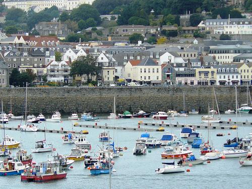Guernsey Island GU7O