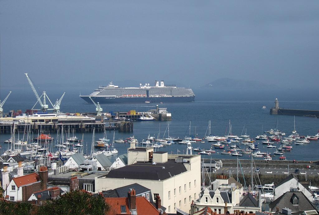 Guernsey Island MU0THJ