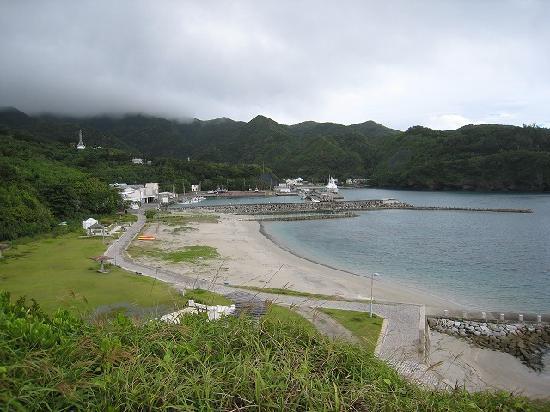 Hahajima Island Ogasawara Islands JD1BMG/JD1