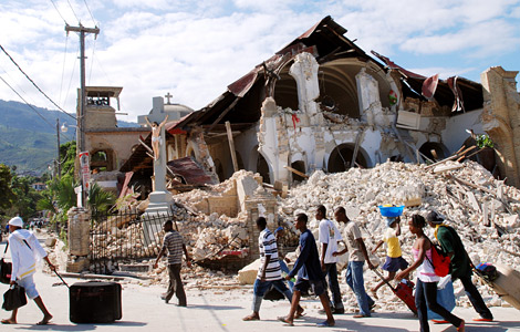 Haiti 4V1
