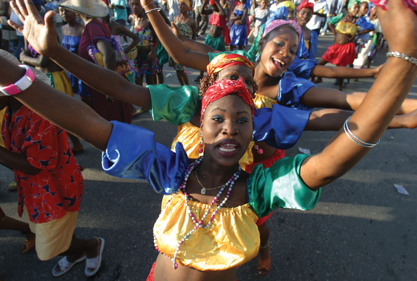 Haiti Carnival HH2/OH2TA