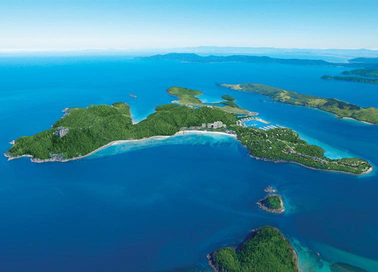 Hamilton Island JA1NLX/VK4