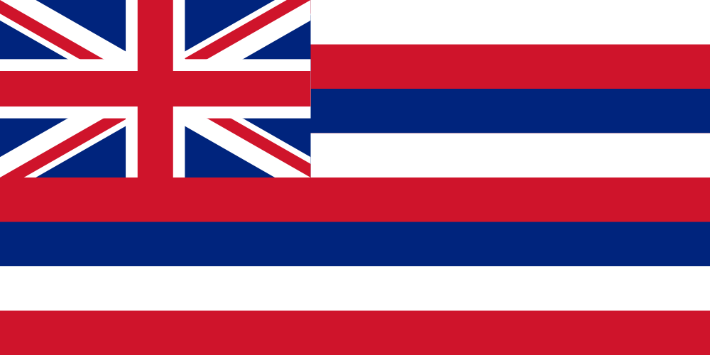 Hawaii Flag of Hawaii
