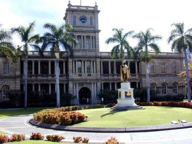 Гавайи KH6LC