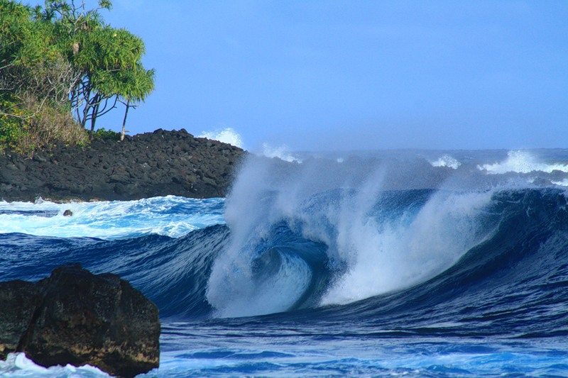 Hawaiian Islands KH6LC N6TJ