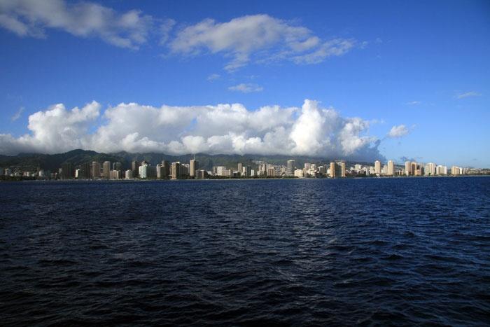 Гавайские Острова KH7CW Гонолулу