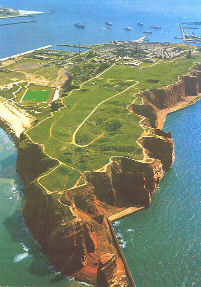Остров Гельголанд