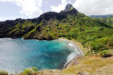 Hiva Oa Island Marquesas Islands TX5VT