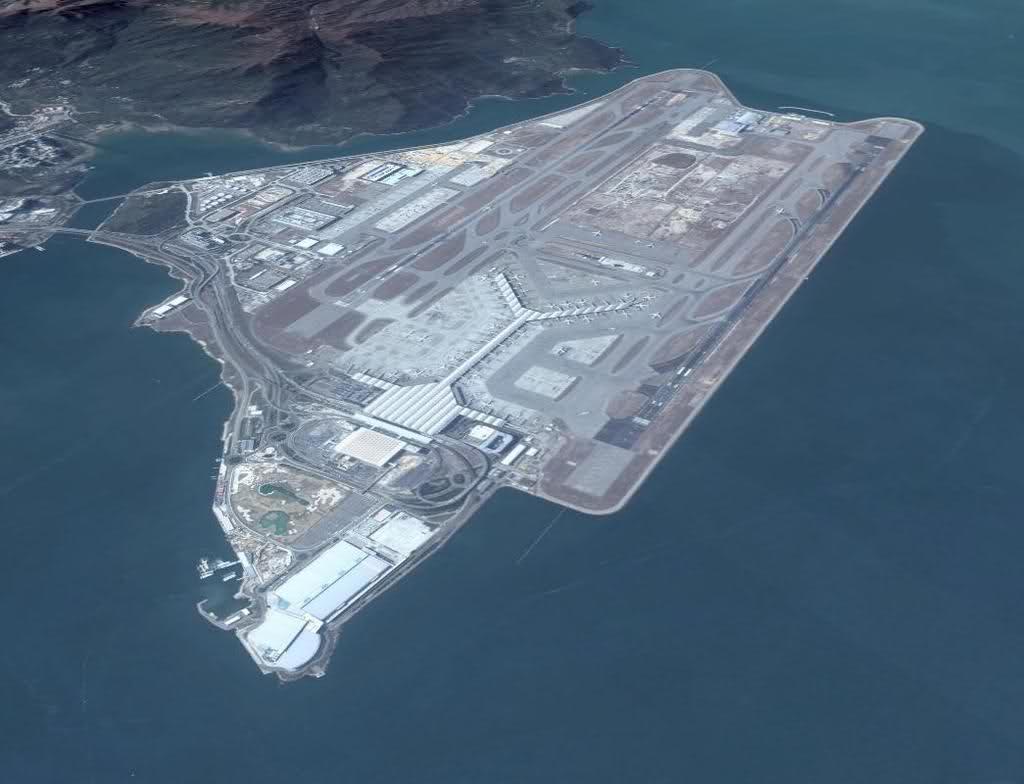Гонконг Международный Аэропорт VR2RJ