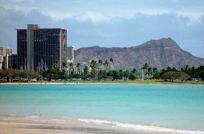 Honolulu Hawaii Islands