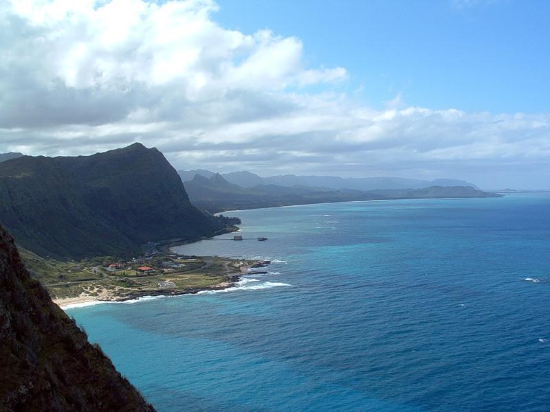Honolulu Oahu Island Hawaii KH7X