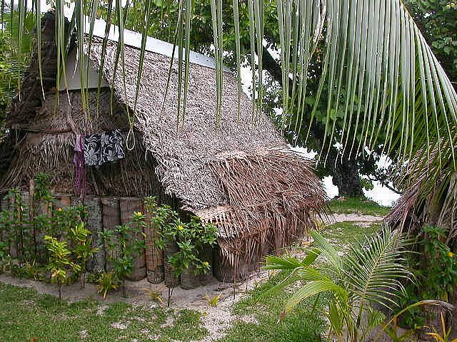 Huahine Island FO/F4EBT