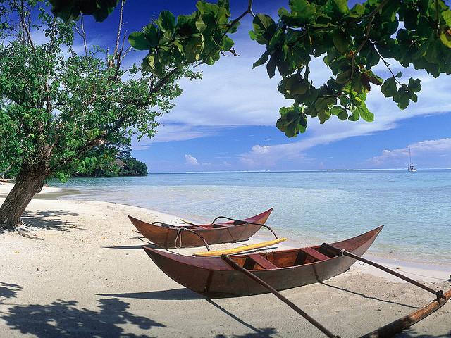 Остров Хуахин Французская Полинезия FO/F6BCW