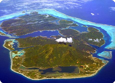 Остров Хуахин Подветренные острова Острова Ливард Острова Общества TX5EG