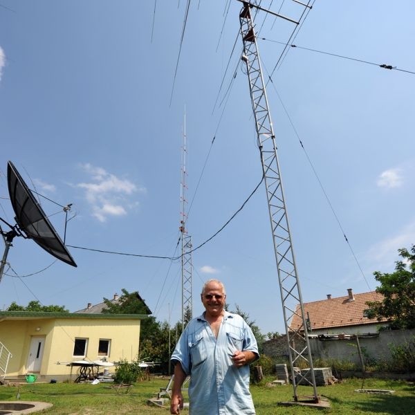 Hungary HA7RY Antennas