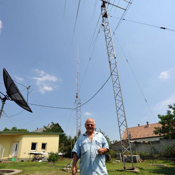Hungary HA7RY Antennas