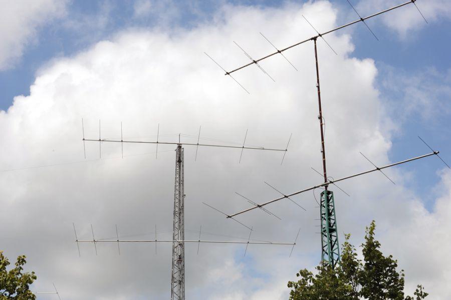 Hungary HG7T Antennas