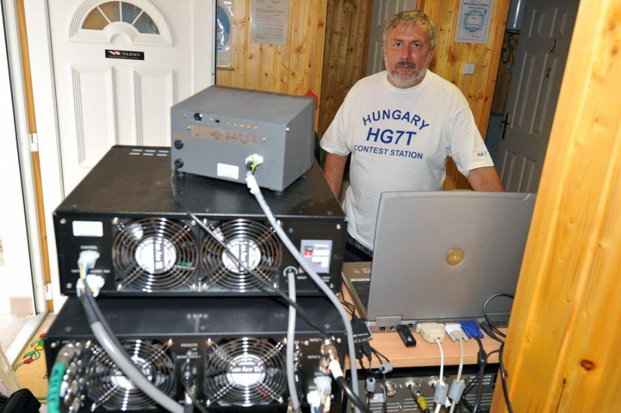 Hungary HG7T HA7TM Amplifiers