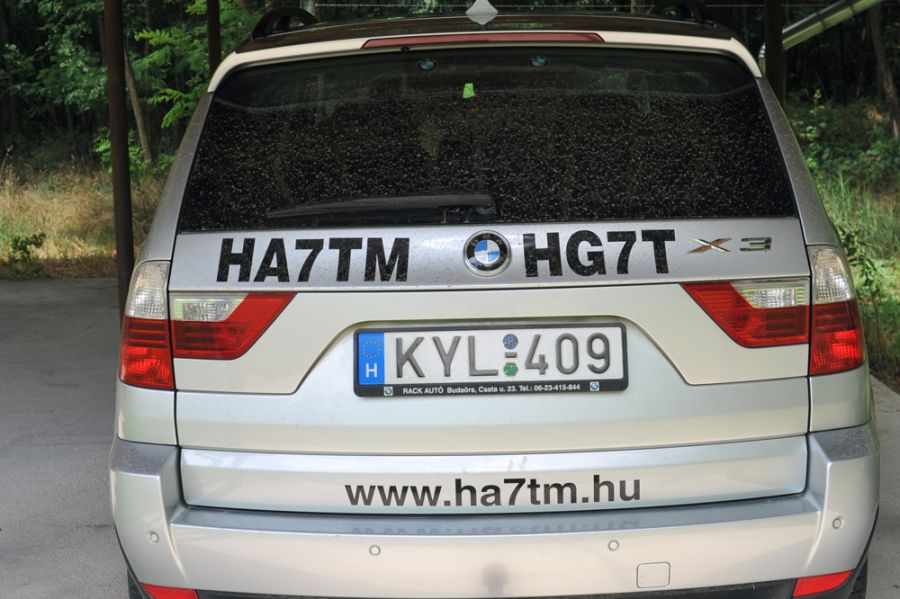 Hungary HG7T HA7TM Car