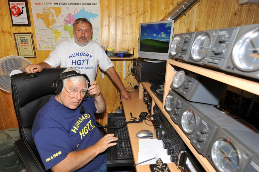 Hungary HG7T Rotators