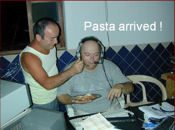 I4UFH D44TD Pasta Ready