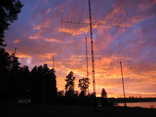 Антенна 4 эл яги на 40 метров