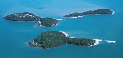 Острова Iles du Salut Royale Island TO5G DX Новости