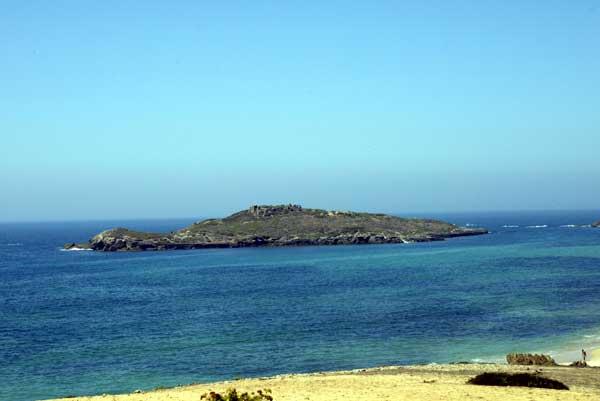Остров Пессегуеиро